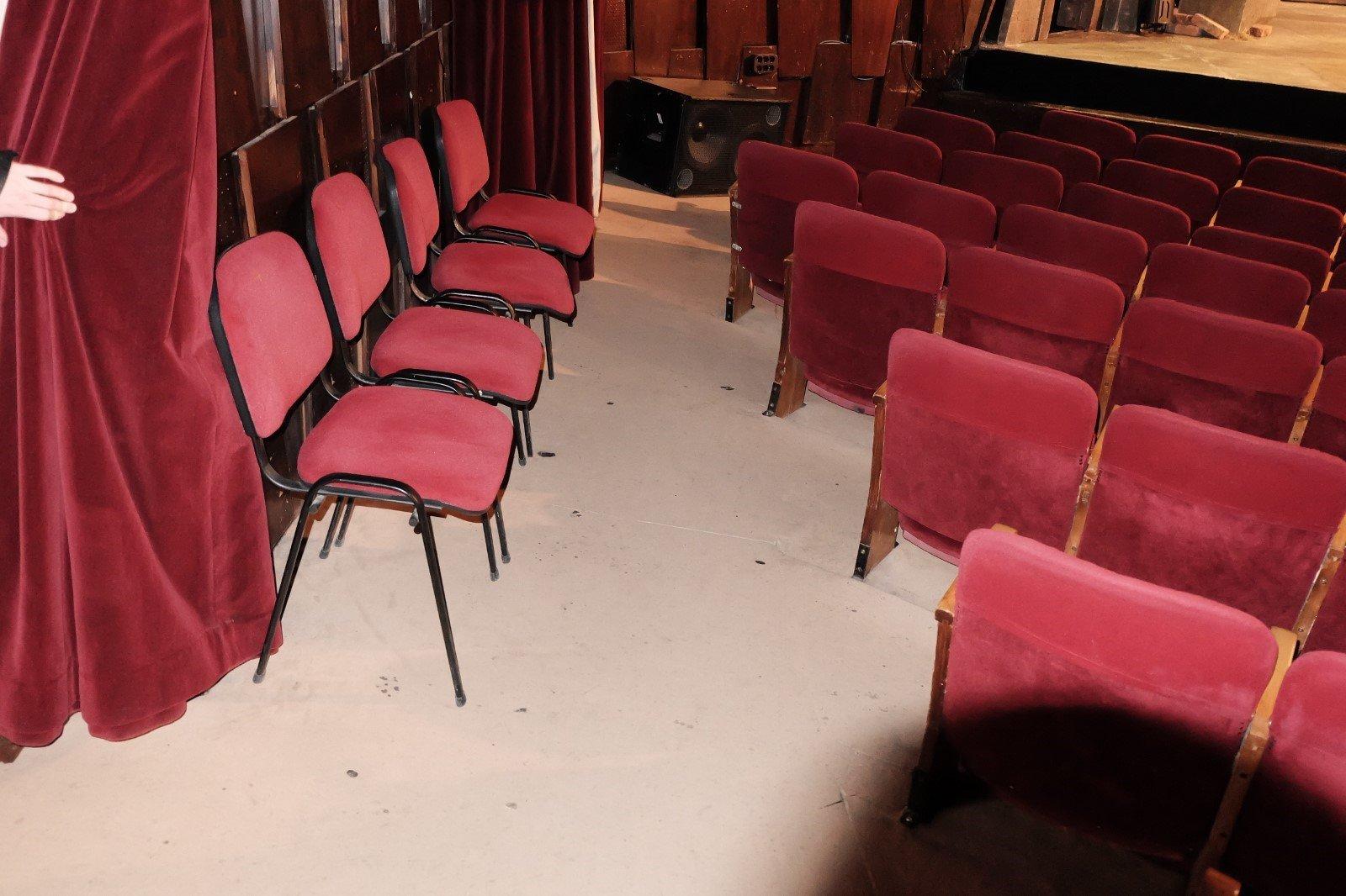 Theatre hall interior