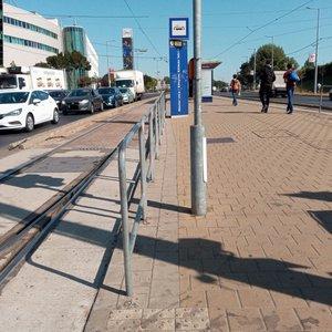 Public transport stop