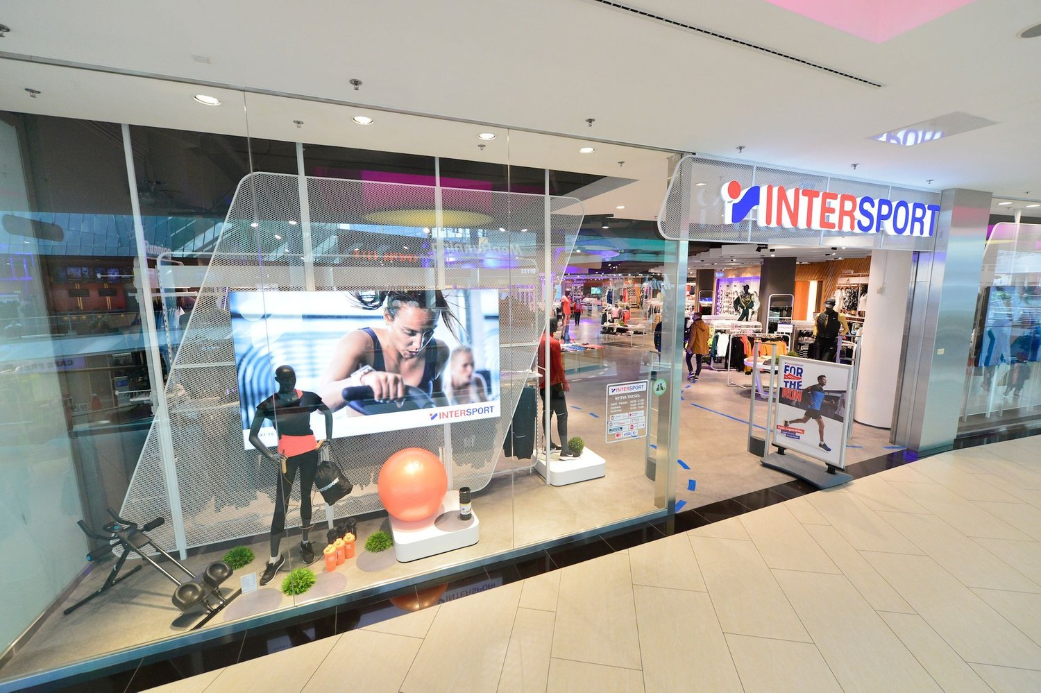 Cover image of Intersport Allee