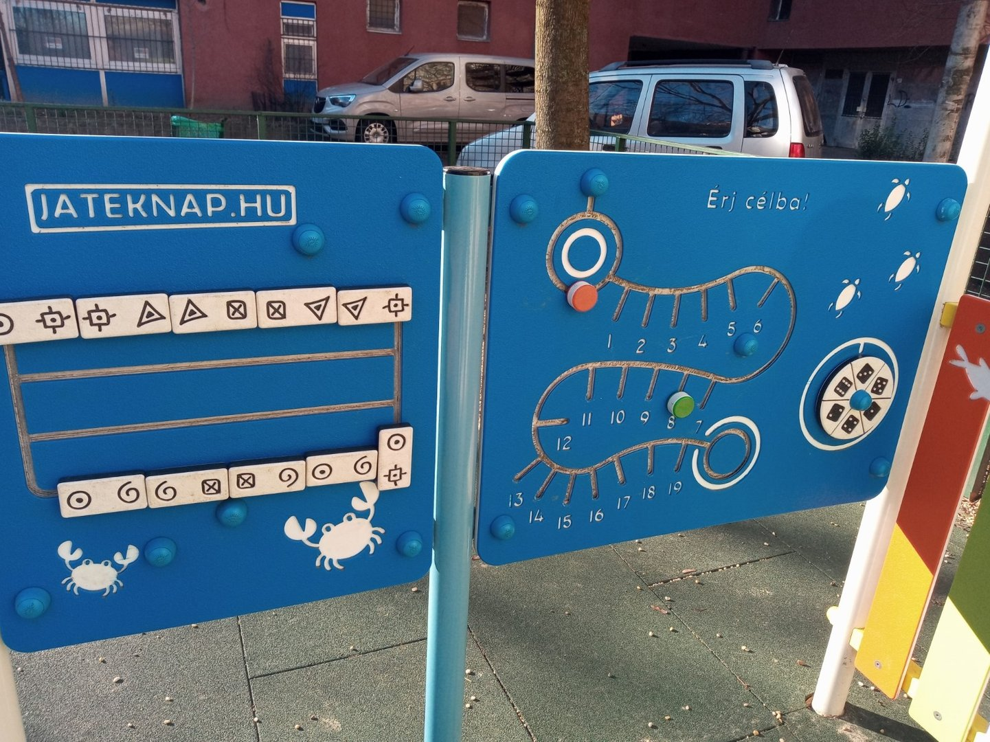 Playground toys