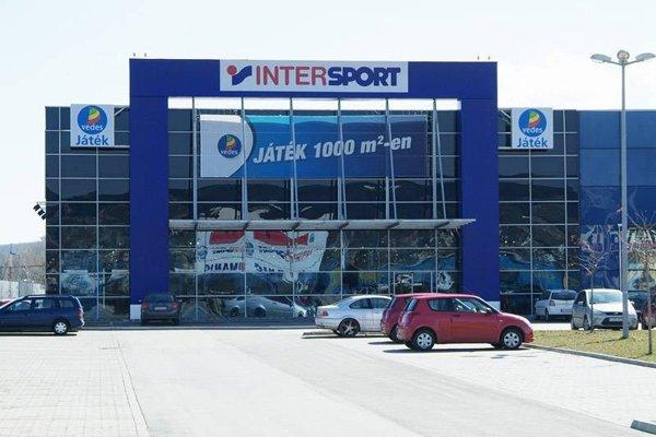 Cover image of Intersport Budaörs