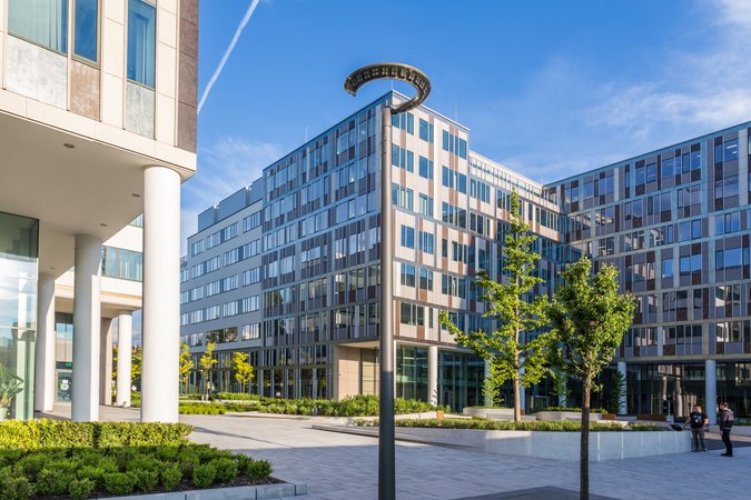 """Cover image of Váci Greens """"F"""" épület"""