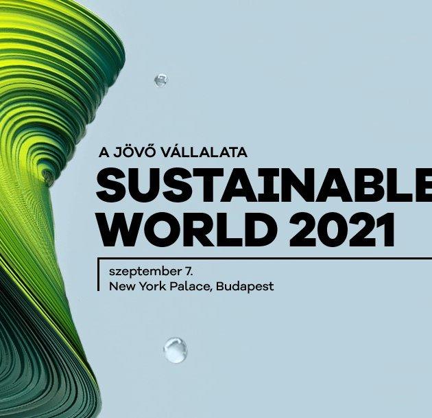 Cover image of Portfolio Sustainable World