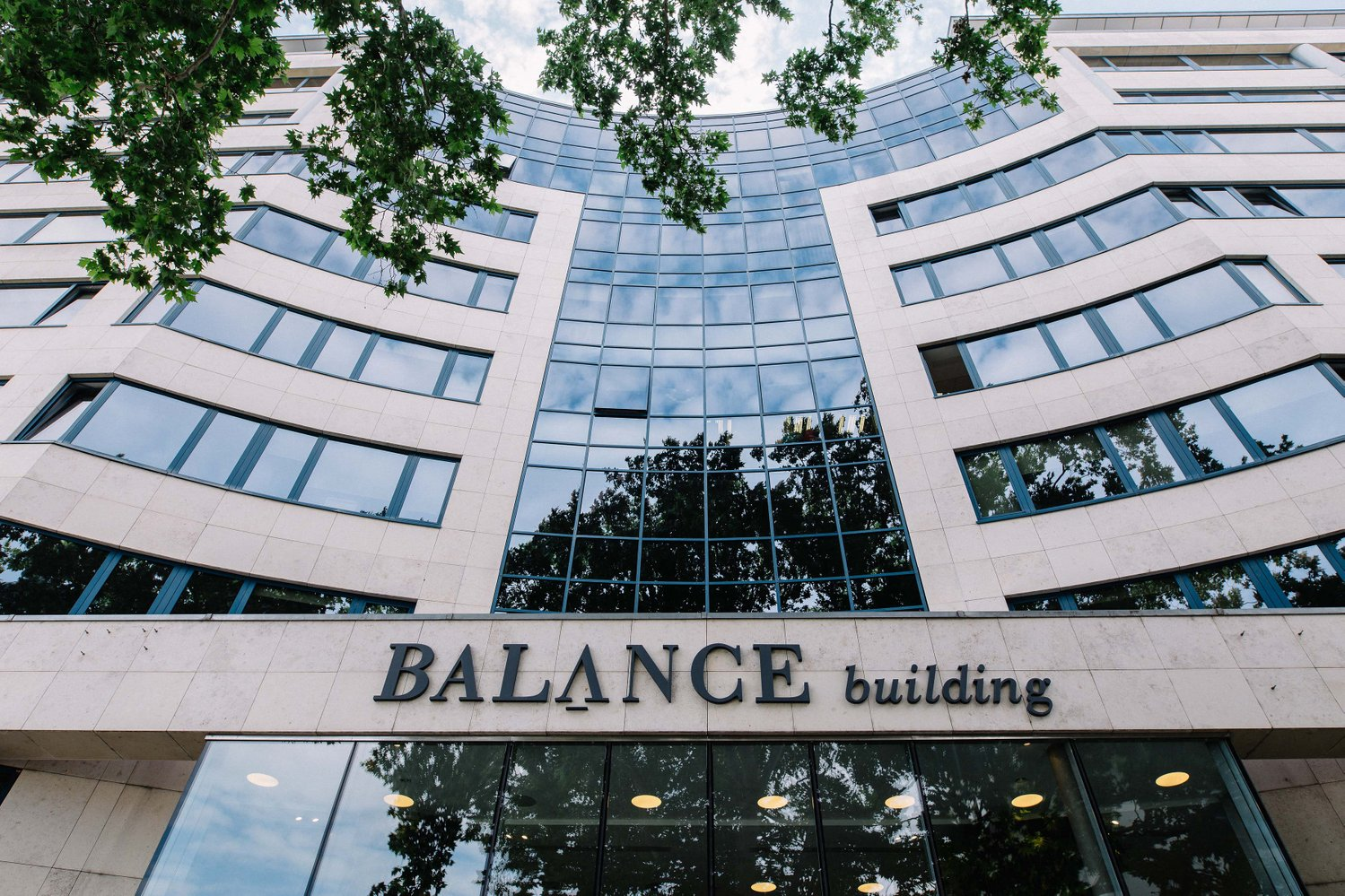 Cover image of Balance Building