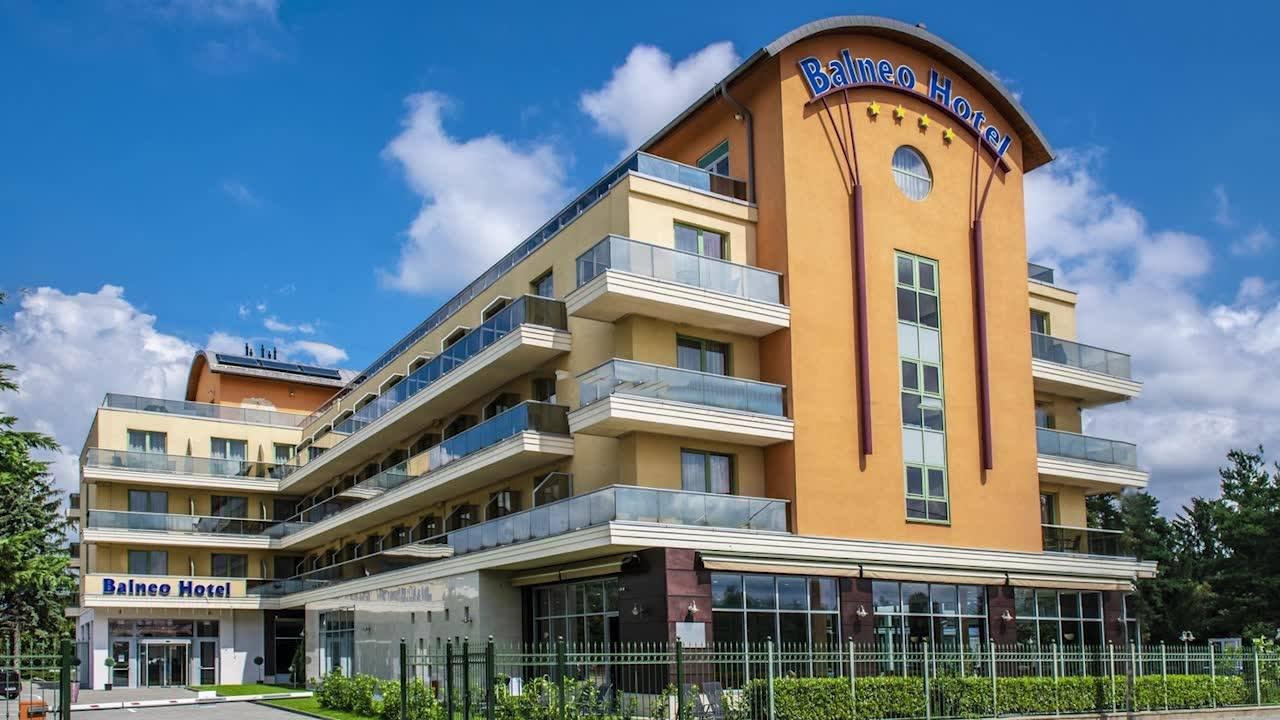 Cover image of Balneo Hotel Zsori Thermal és Wellness
