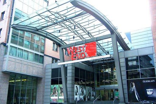 Cover image of Westend Bevásárlóközpont