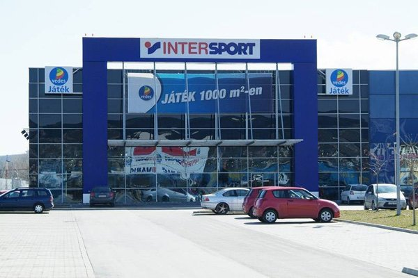Cover image of Intersport Budaörs