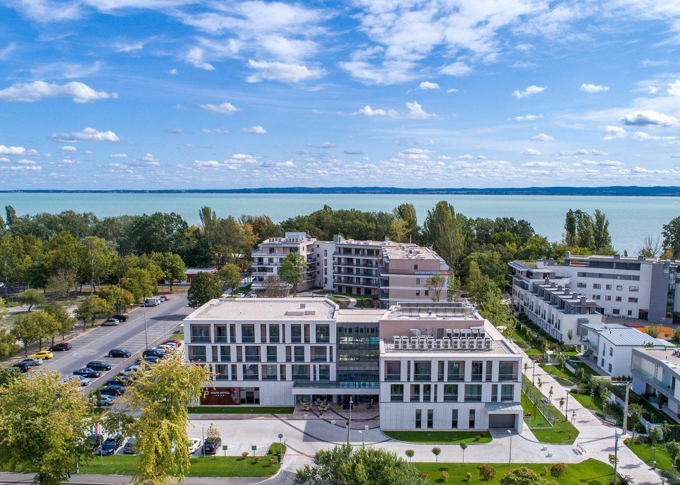 Cover image of Aura Hotel Balatonfüred