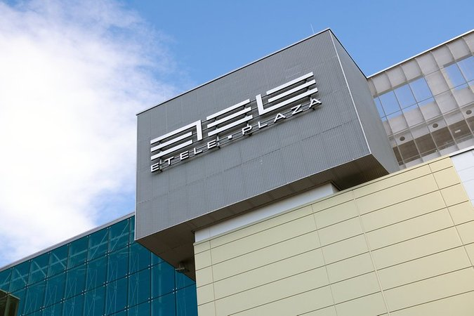 Cover image of Etele Plaza
