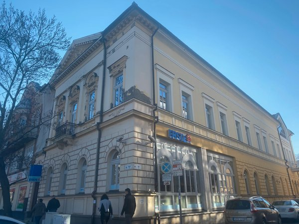 Cover image of Erste Bank Szolnoki Fiók