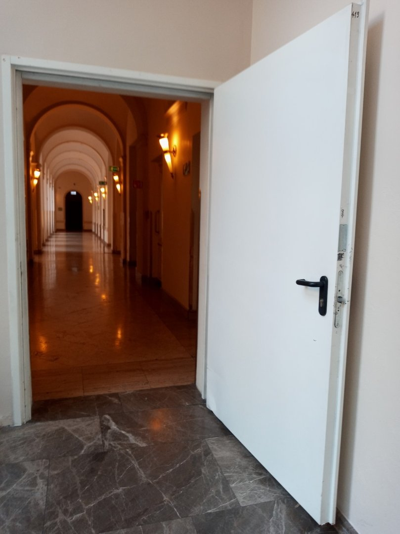 Design of door