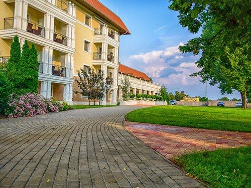 Cover image of Arcanum Hotel Békéscsaba