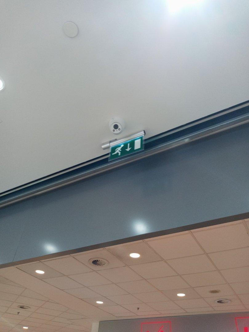 Evacuation system