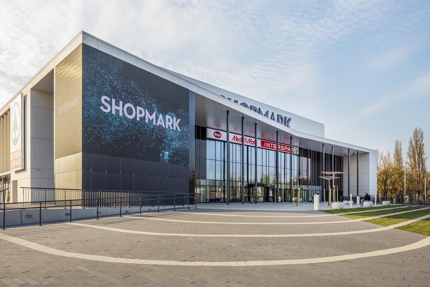 Cover image of Shopmark Bevásárlóközpont