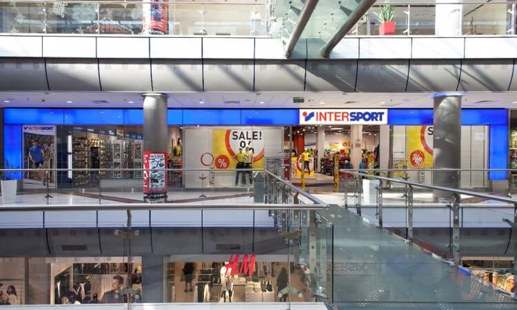 Cover image of Intersport Duna Plaza